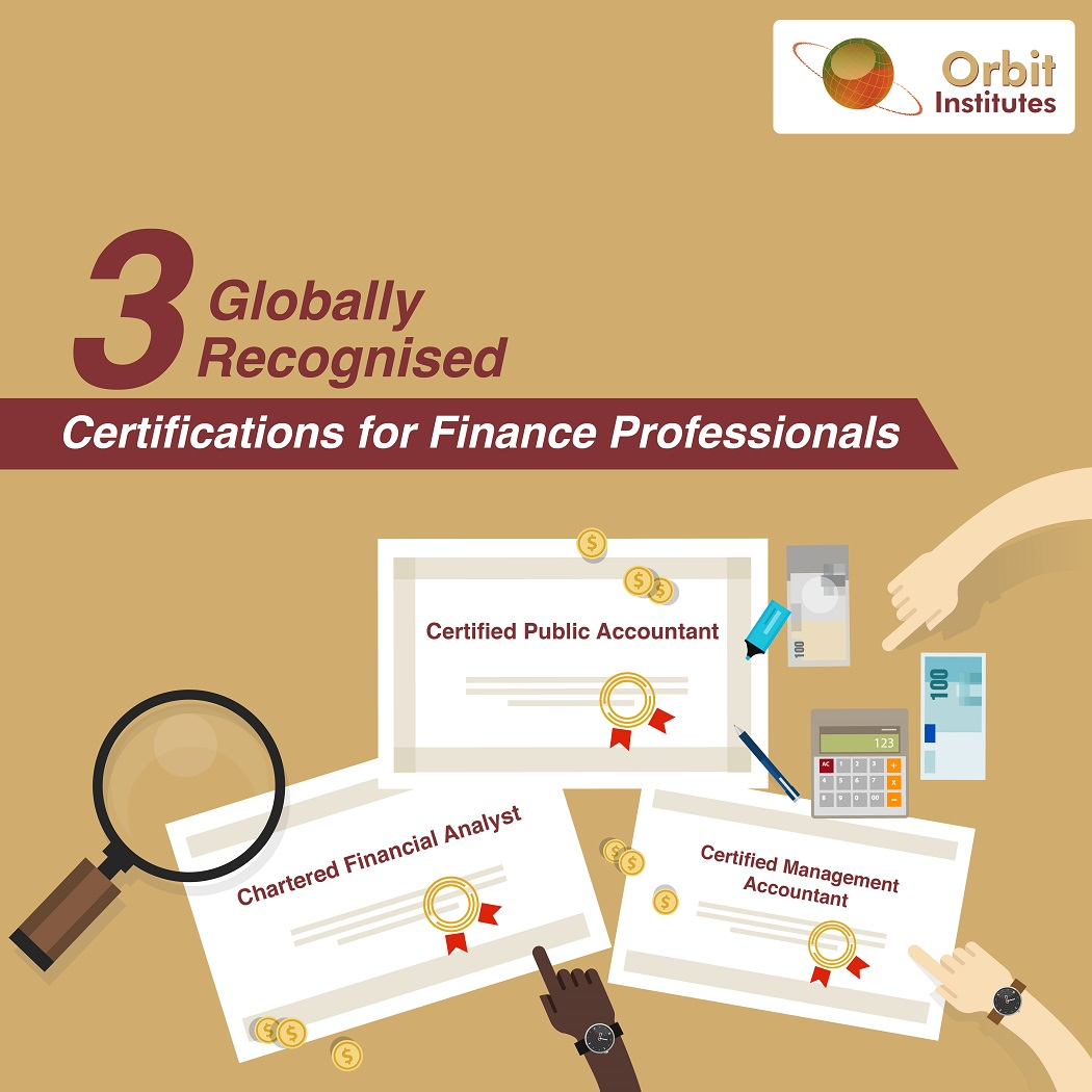 CPA CMA CFA Certifications